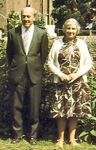 Percy and Ruth Gutteridge