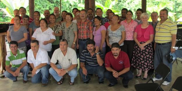 Costa Rica pastors