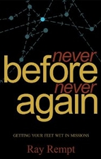 Cover of 'Never Before, Never Again'