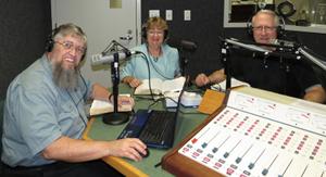 Jim Kerwin, Denise Kerwin, and Ray Greenley