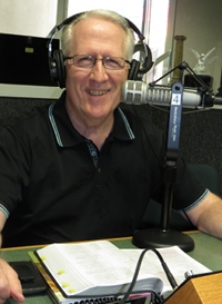 Pastor Ray Greenley of National Prayer Chapel, Woodbridge,Virginia, host of the Pilgrim's Progress radio program