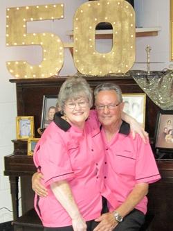 Al & Sue Strickland