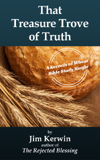 Cover of the e-booklet 'That Treasure Trove of Truth' written by Jim Kerwin