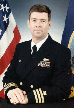 Photo of Alden David ('Dave') Armstrong III, Commander USN (ret)