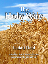 Cover of 'The Holy Way' by Isaiah Reid