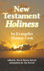 Cover of 'New Testament Holiness' by Thomas Cook