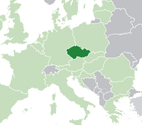 Czech Republic in the EU